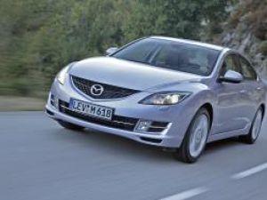 Debut: Mazda 6 soseşte în România de Moş Crăciun
