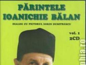 S-a înălţat la ceruri: Părintele arhimandrit Ioanichie Bălan a fost înmormântat la Mănăstirea Sihăstria