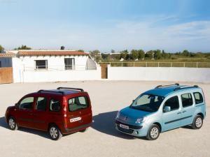 Noua generaţie: Renault Kangoo, practic 100%