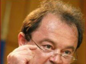"""Vasile Blaga: """"Sincer, mă aşteptam ca domnul Uricec să demisioneze"""""""