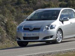 Premieră: Toyota Auris visează la performanţe