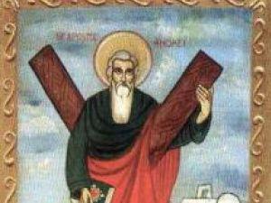 Calendar: Astăzi este Sărbătoarea Sfântului Andrei