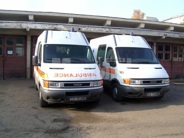 Ambulanţele, conduse şi neprofesionişti