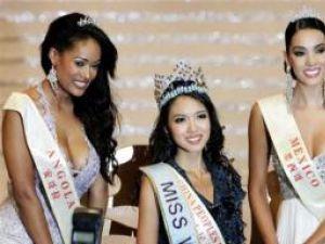 Frumuseţe: China a câştigat pentru prima dată titlul de Miss World