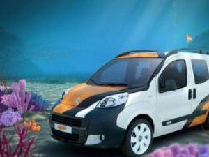 Inedit: Citroën Nemo, între realitate şi ficţiune