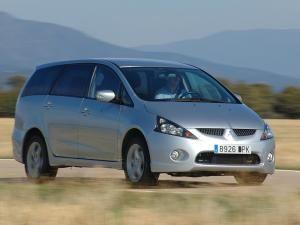 Avanpremieră: Mitsubishi Grandis, discret şi decent