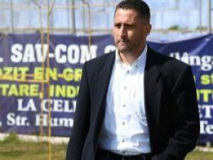 Marian Pană speră să ajungă cu Cetatea în Liga I