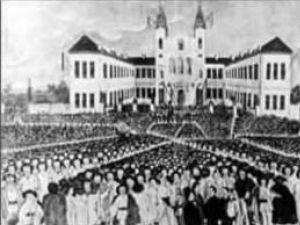 1  DECEMBRIE  1918 - ZIUA NAŢIONALĂ A ROMÂNIEI