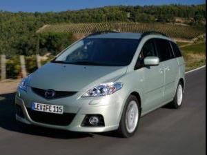 Lansare: Mazda5 a sosit în Europa