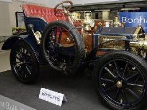 La Londra: Cel mai vechi Rolls-Royce din lume, vândut la un preţ record