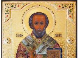 Cuvânt de învăţătură: Virtuţile Sfântul Ierarh Nicolae