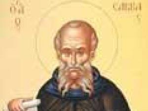 Vieţile sfinţilor: Sinaxar - 5 decembrie