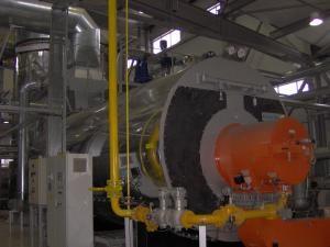 Câmpulung: Centrala termică, pusă în funcţiune