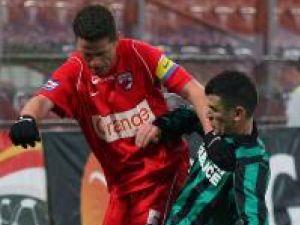 Dinamo a tratat serios meciul cu amatorii de la Sănătatea Cluj