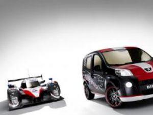 Premieră: Peugeot Bipper conceptul care cântă