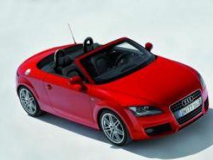 Avanpremieră: Audi TT-S Roadster, Porsche kaputt?