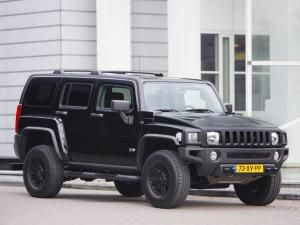 Debut: Hummer H3, The Black is back