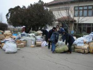 Tone de mărfuri, în special de provenienţă chinezească, au fost confiscate