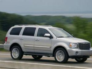 Prezentare: Chrysler Aspen, potenţial formidabil