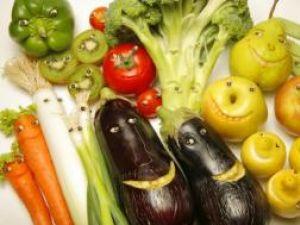 Sănătate: Fructe şi legume care ne menţin vigoarea