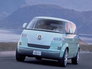 Volkswagen se întoarce la Flower-Power