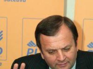 Actualului preşedinte executiv al PLD, Gheorghe Flutur, şef la PDL Suceava