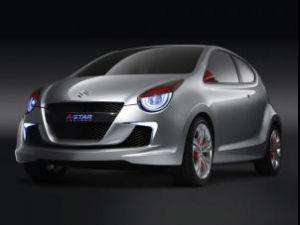 Premieră: Suzuki A-Star, indo-japonezul global