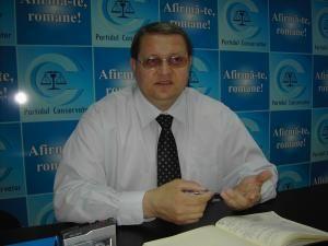 """Costel Ignătescu: """"Organizaţia PLD din comuna Vultureşti a trecut la Partidul Conservator"""""""
