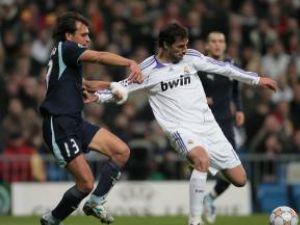 Real a făcut spectacol în meciul cu Lazio