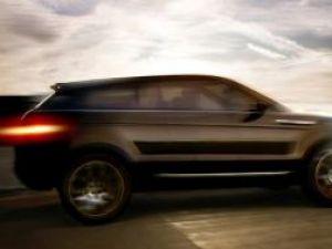Land Rover LRX, ultima frontieră