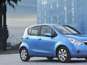 Opel Agila, debut de 10.000 de euro