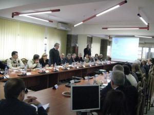 Lansarea oficială a proiectului ISPA pentru Suceava 1