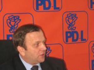 """""""Mi-am asumat responsabilitatea de a conduce organizaţia din Suceava a PD-L"""""""