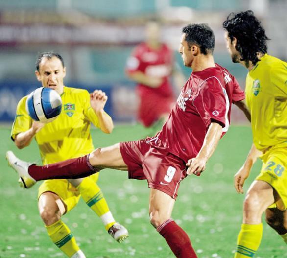 Vasluienii s-au dovedit coşmarul celor de la Dinamo