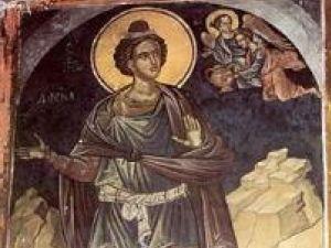 Vieţile sfinţilor: Sfântul Prooroc Daniel şi Sfinţii Anania, Azaria şi Misail