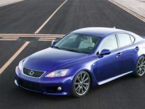 Premieră: Lexus IS-F/R. Joaca s-a încheiat!