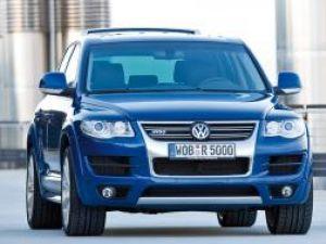 Volkswagen Touareg R50, noul Goliat