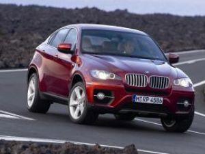 BMW X6 ne dă întâlnire în America