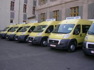 Dotare: Microbuzele şcolare au fost distribuite în judeţ