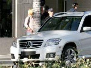 Foto-spionaj Mercedes GLK