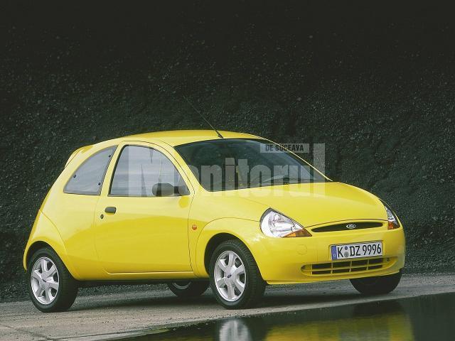 Ford Ka, revelaţie pitică