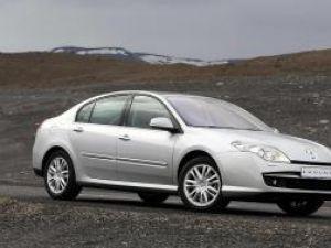Renault Laguna, perfecţiune