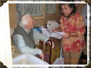 Proiect pilot: Servicii de îngrijire la domiciliu pentru zeci de bătrâni suceveni