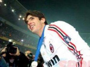 "Kaka: ""Vreau să devin căpitan la AC Milan"""