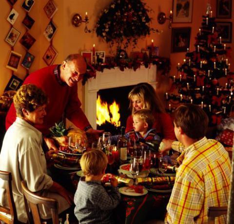 În Europa: Crăciunul - o sărbătoare a bucuriei şi familiei