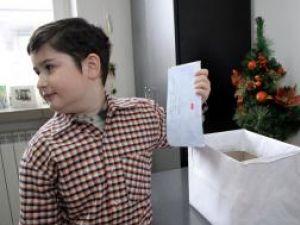 Tombolă: Curcanul de Revelion, câştigat de un fălticenean