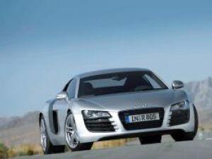 Audi RS8, un vis?