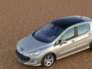 Peugeot 308 este pe val