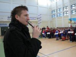 Goian a dat startul competiţiei, iar micii fotbalişti s-au pus pe fotbal