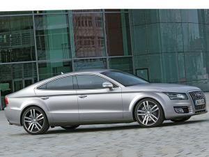 Audi A7 din 2009
